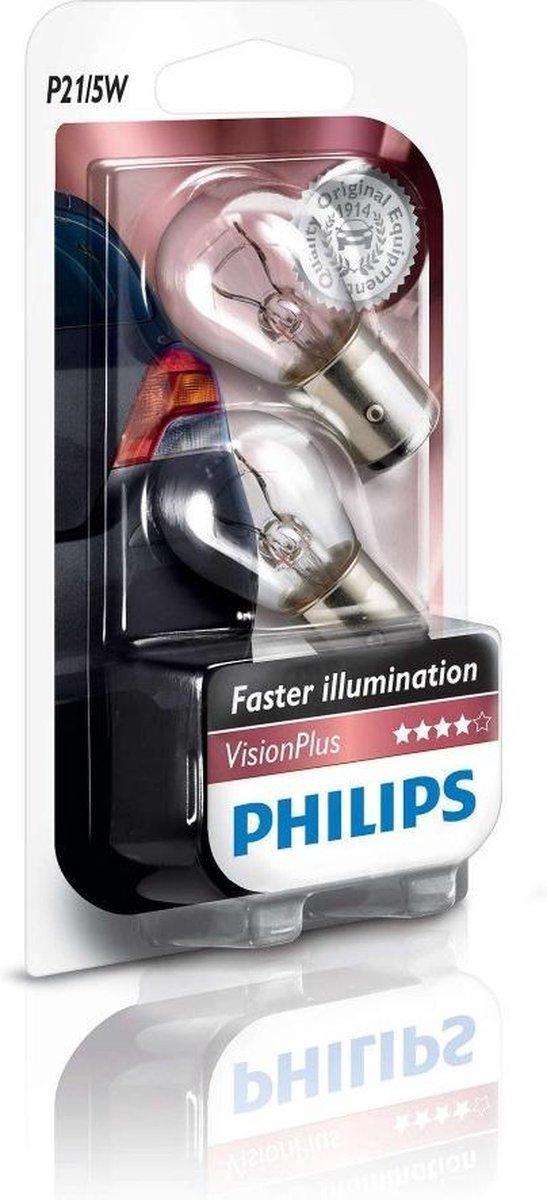 Philips Vision 12v BAY15d / P21-5w