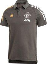 Adidas Adidas Manchester United Polo Groen Heren