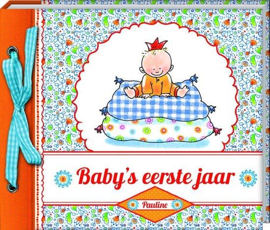 Boek cover Pauline Oud  -   Babys eerste jaar van Pauline Oud (Hardcover)