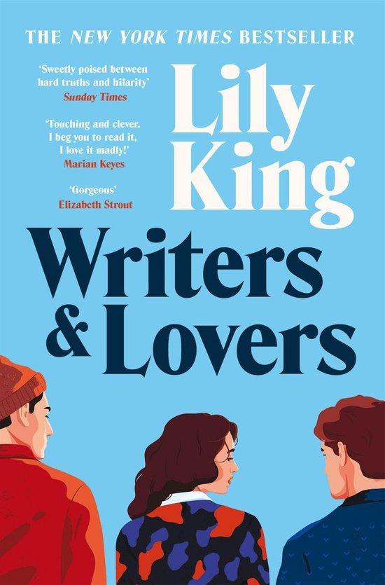 Omslag van Writers & Lovers