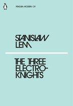 Boek cover The Three Electroknights van Stanislaw Lem