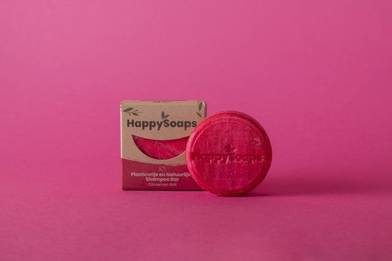 Happy Soaps Cinnamon Roll