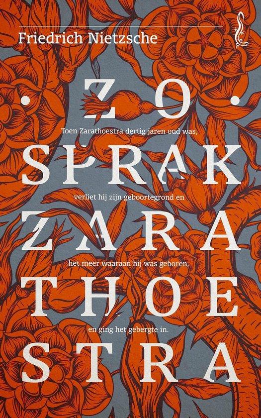 Boek cover Zo sprak Zarathoestra van Friedrich Nietzsche (Paperback)