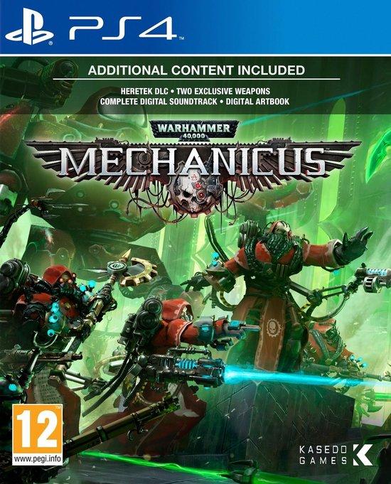 Warhammer 40K - Mechanicus - PS4