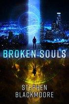 Omslag Broken Souls
