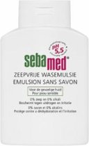 Sebamed Zeepvrije - 500 ml - Wasemulsie