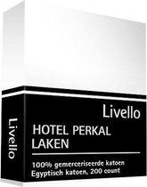 Livello Hotel Laken Egyptisch Katoen Perkal White 240x270