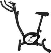 Home Trainer - Stationaire fiets - mechanisch zwart R7625 - Fiets Trainer - Fitness - Cardio