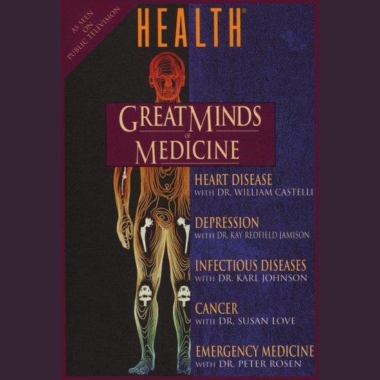 Boek cover Great Minds of Medicine van Unapix Entertainment (Onbekend)