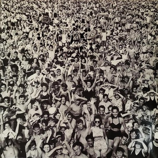Listen Without Prejudice (LP) - George Michael