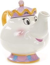 Beauty and the Beast Mrs Potts Theepot