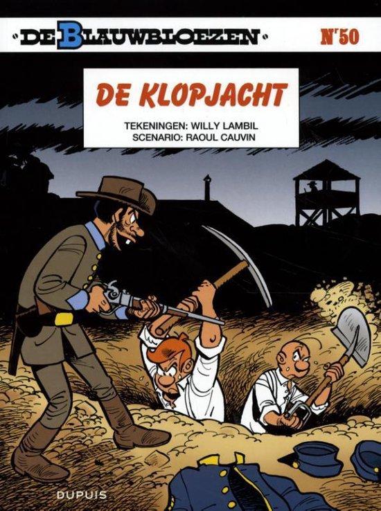 Afbeelding van het spel Stripboeken De Blauwbloezen - De klopjacht - Nummer 50