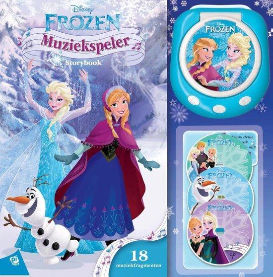 Frozen - Muziekspeler storyboek
