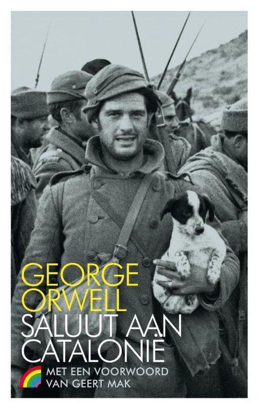 Saluut aan Catalonië - George Orwell pdf epub