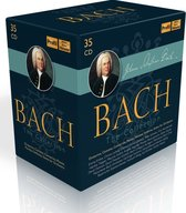 Bach; The Ultimate Collection 35-Cd (Dec14)