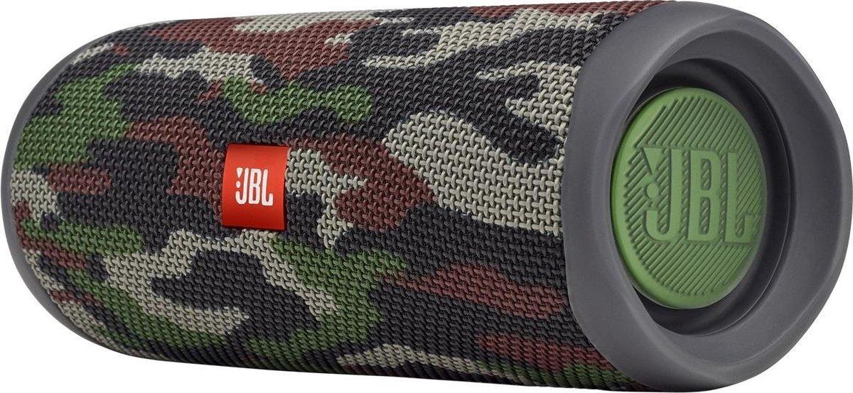 JBL Flip 5 Camouflage - Draagbare Bluetooth Speaker