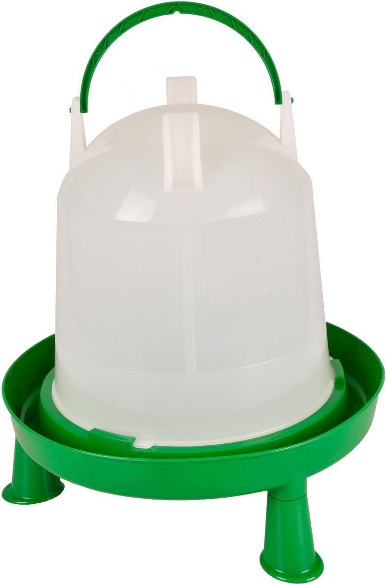 Kippen Waterbak Drinkklok Twist met Pootjes - 3 liter