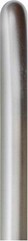 260 - Reflex Silver - sempertex - 50 Stuks - modeleerballon, kindercrea