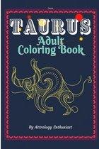 Taurus Adult Coloring Book