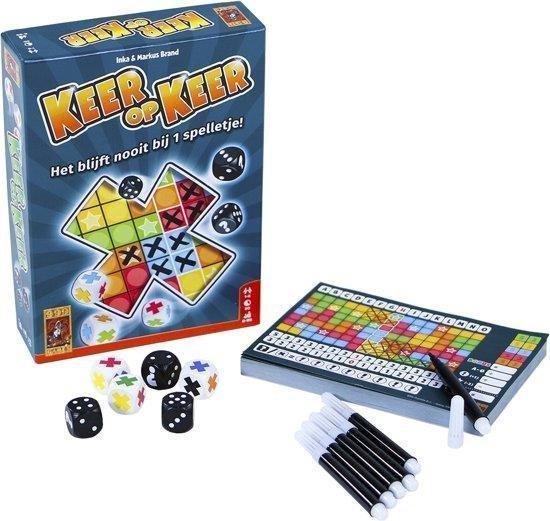 Afbeelding van het spel Keer op keer - Dobbelspel