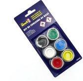 Revell 32342 Basic Colours - Enamel Set Verf set