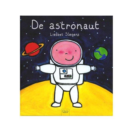Boek cover De astronaut van Liesbet Slegers (Hardcover)