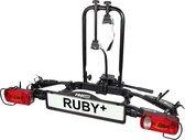 Pro-User fietsendrager inklapbaar/kantelbaar  voor 2 fietsen Pro-user Ruby+