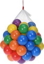 Ballenbak ballen 50 stuks in net