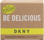 DKNY Be Delicious 100 ml - Eau de Parfum - Damesparfum