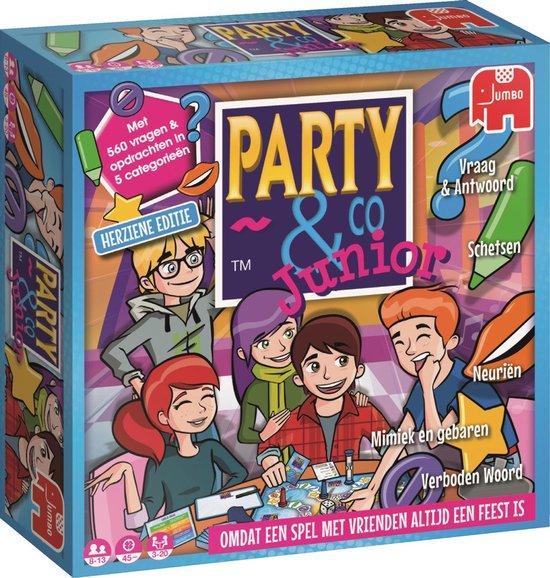 Party & Co Junior – Kinderspel