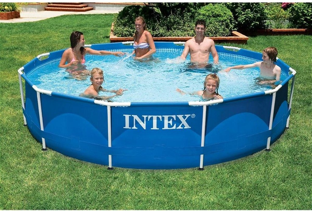 Intex 28210 Frame Zwembad 366x76cm