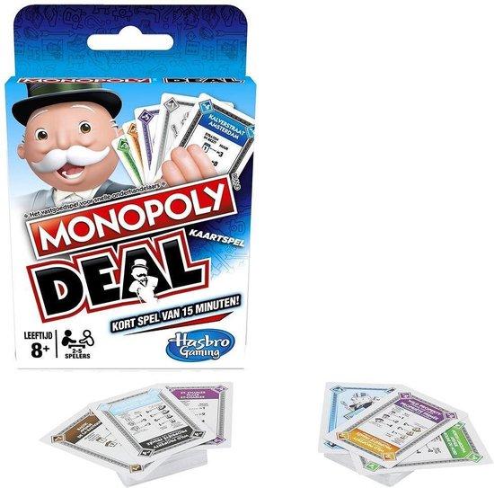Afbeelding van het spel Hasbro Monopoly Deal