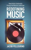 Omslag Redefining Music