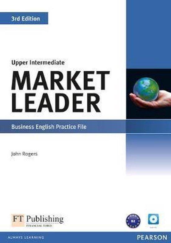 Afbeelding van Market Leader Upper Intermediate Practice File (with Audio CD)