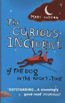 Omslag The curious incident of the dog in the night-time