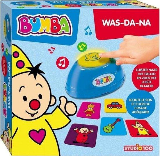 Afbeelding van het spel Studio 100 Bumba Geluidenspel 'Was-da-na?' - Kinderspel