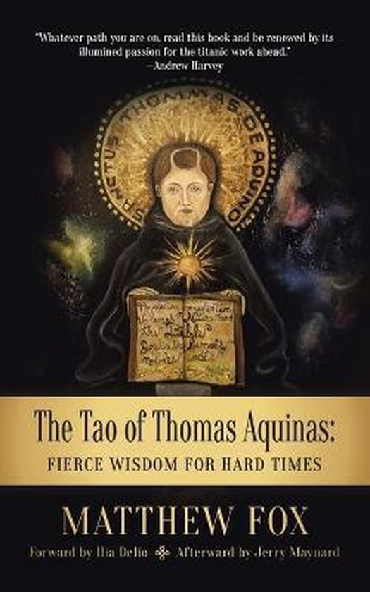 Boek cover The Tao of Thomas Aquinas van Matthew Fox (Paperback)