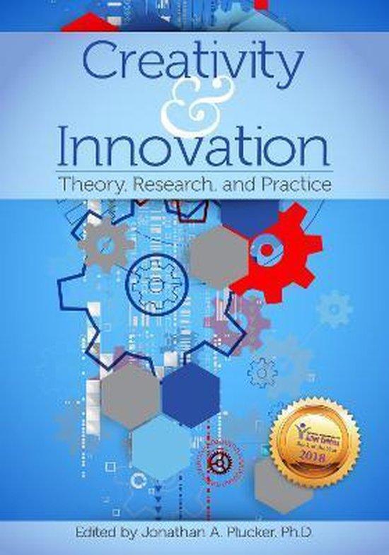 Boek cover Creativity and Innovation van Jonathan Plucker