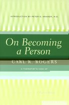 Omslag On Becoming a Person
