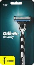 Gillette Mach 3 Power - 2 stuks - Scheermesjes