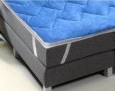 Dreamhouse Verkoelende Topper - 140x200 - Blauw - Verkoel uw kamer!