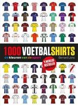 1000 Voetbalshirts