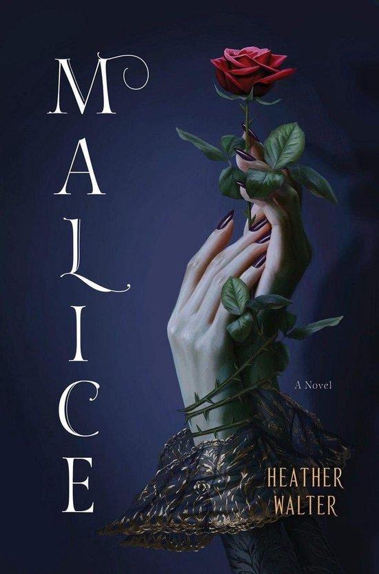 Boek cover Malice van Heather Walter (Paperback)