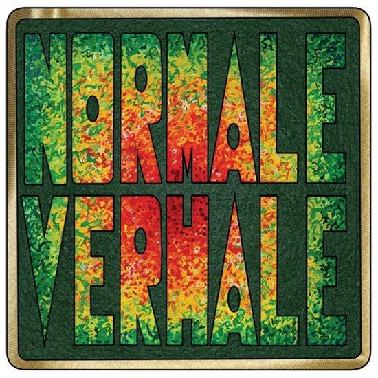 Boek cover Normale Verhale van Normaal (Hardcover)