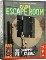 Pocket Escape Room: Ontsnapping uit Alcatraz Breinbreker