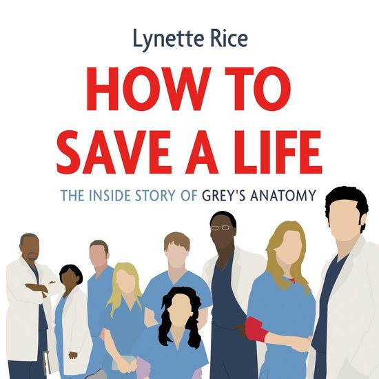 Boek cover How to Save a Life van Lynette Rice (Onbekend)