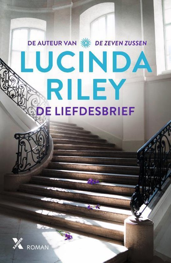 Boek cover De liefdesbrief van Lucinda Riley (Paperback)