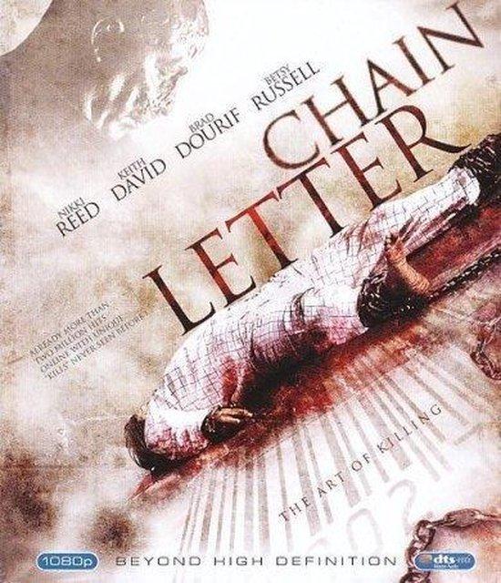 Cover van de film 'Chainletter'