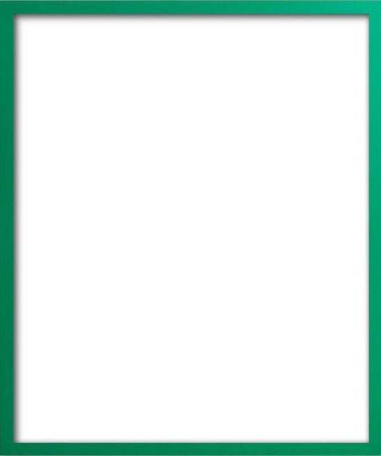 Moderne Lijst 50x65 cm Groen - Emilia