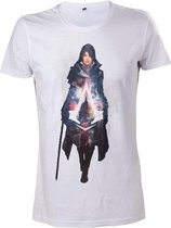 ASSASSIN'S CREED SYNDICATE - T-Shirt White Evie Frye (L)